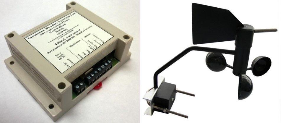 Instromet 0-10V wind sensor